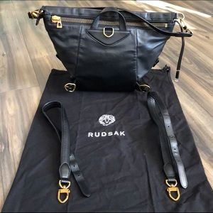 CLEAR OUT !Rudasak backpack